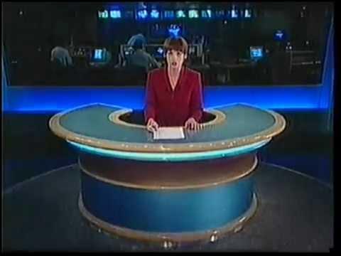 Chamada do Jornal Da Manchete 1998