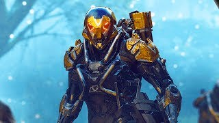 ANTHEM - 20 Minutes Of NEW Gameplay Walkthrough Demo 2018 (PS4, Xbox One, PC)
