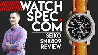 SEIKO SNK809 // BEST AUTOMATIC WATCH UNDER $100?