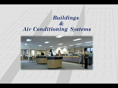 Buildings and Air Conditioning Systems
