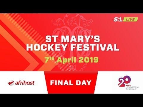 St Mary's Waverley Hockey Festival Final Day, 7th April 2019