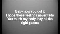 Toni Romiti Ft. DC YoungFly-  Never Thought - Lyrics