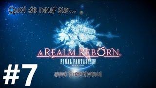 Quoi d'neuf...? - Côté carte du monde? | FINAL FANTASY XIV: A Realm Reborn