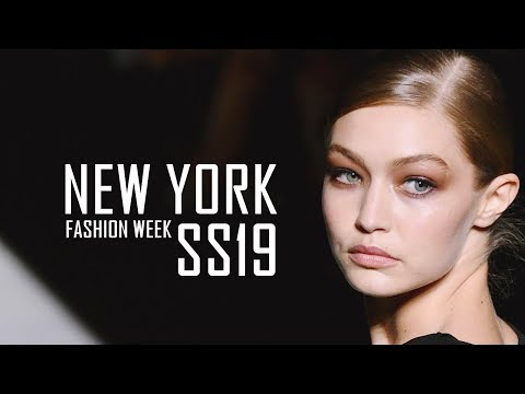 New York Fashion Week | Spring/Summer 2019