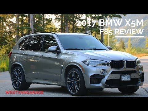 2017 BMW X5M Review (F85) - The Best Performance Suv?