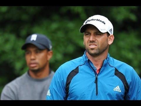 Golf Feud - Rival Makes 'Fried Chicken' Jab at Tiger Woods