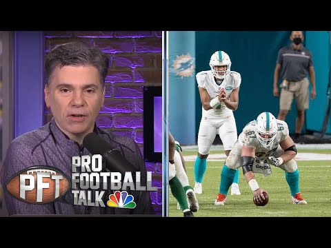 Why timing was right for the Miami Dolphins to start Tua Tagovailoa   Pro Football Talk   NBC Sports