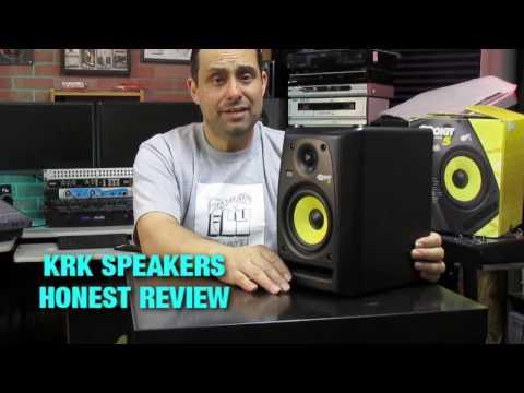 KRK SPEAKERS HONEST REVIEW