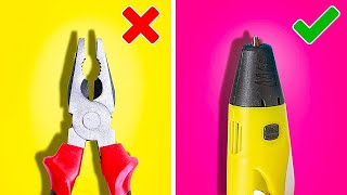 YOU CAN FIX ALMOST EVERYTHING WITH 3D PEN