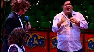A Que Te Ríes Los Hermanos Valentinos 04 de septiembre 2011