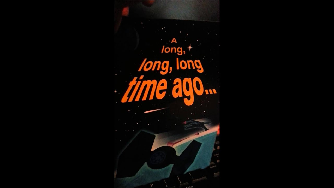 Star Wars Happy Birthday Card Youtube