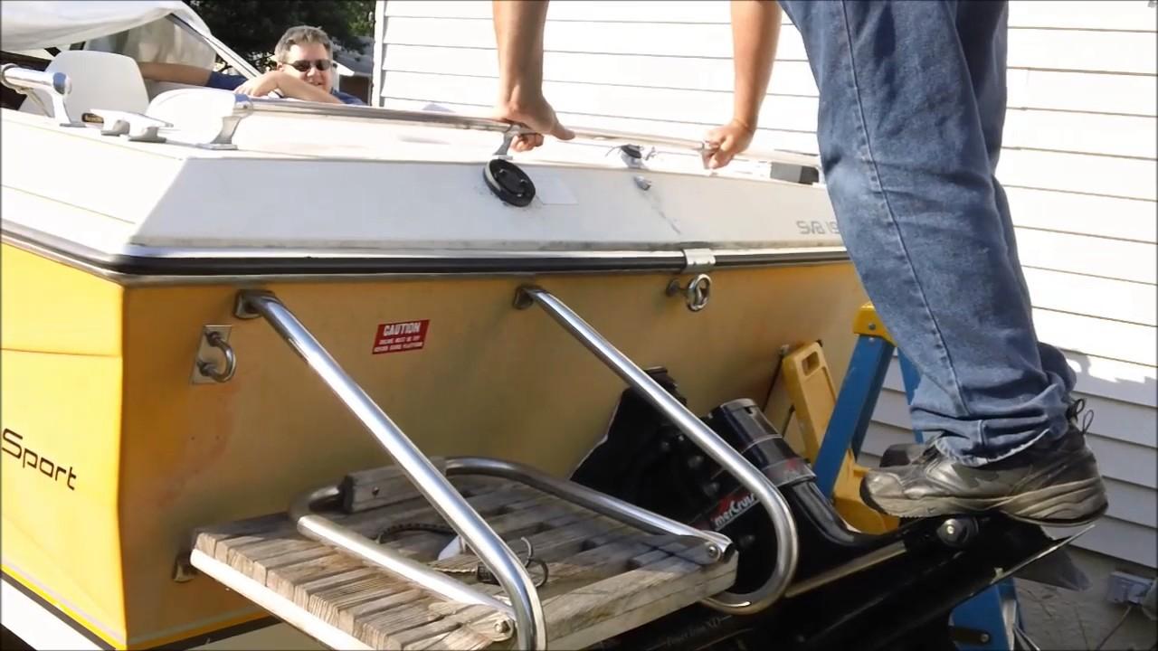 hight resolution of mercruiser outdrive hydraulic trim fix