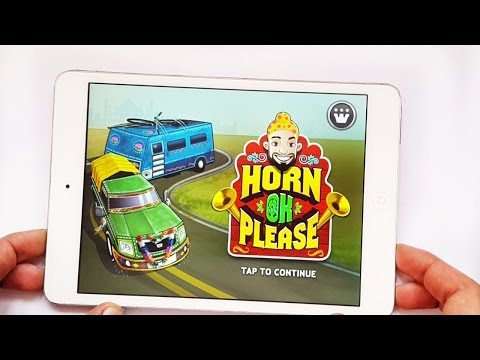Horn OK Please Gameplay iOS & Android iPhone & iPad HD