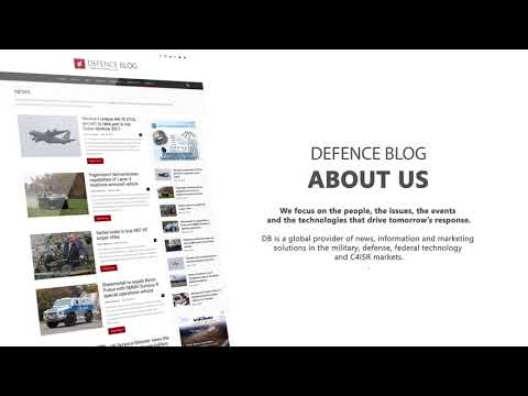 Defence Blog is your complete resource for military and strategic news and information