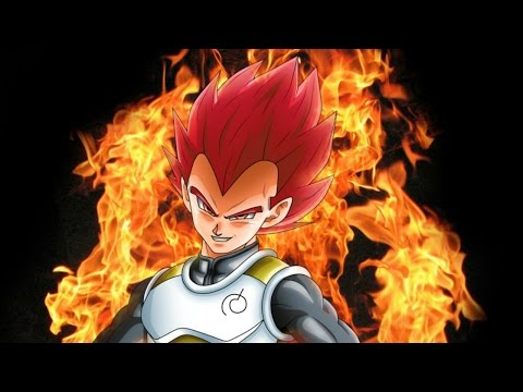 Super Saiyan God Vegeta Explained