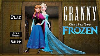 Granny is Elsa And Grandpa is Anna!
