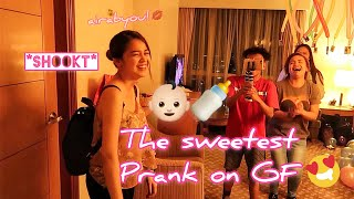 REVENGE IS REAL! (THE SWEETEST PRANK ON GF)