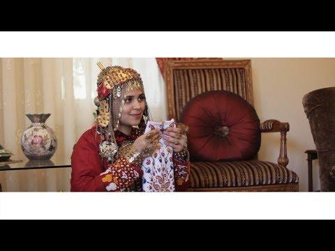 BABALY \u0026  MAYA [WEDDING DAY]  |  ISTANBULDA TURKMEN TOY 2019