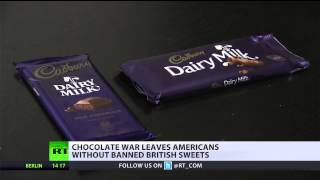Video Chocolate War: British sweets banned in US download MP3, 3GP, MP4, WEBM, AVI, FLV September 2017