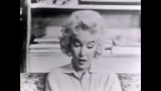 List Of Marilyn Monroe Interviews