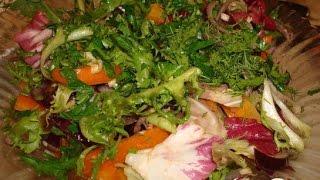 Салат Октобер из свиных ушек  Немецкая кухня