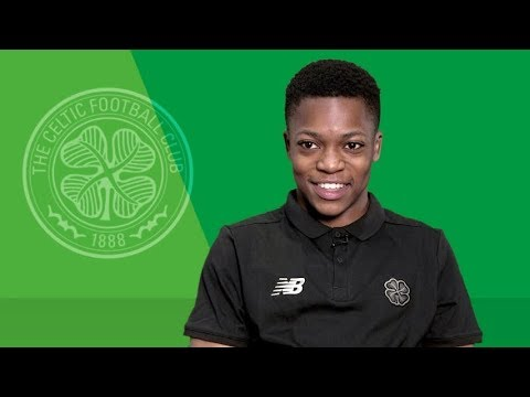 Celtic FC - #KaramokoSigns: Celtic TV exclusive interview