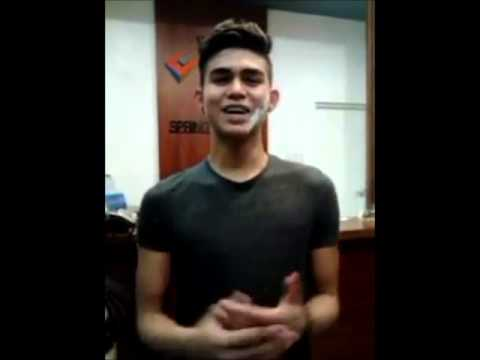 Happy Birthday MARIS Racal from Inigo Pascual :)