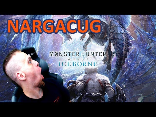 Monster Hunter World Iceborne PL - Pogadanki i nargacug - Playstation 4Pro Gameplay
