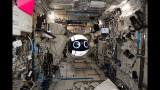 UAE・日本カメラロボット教育プロジェクト UAE-Japan Camera Robot Education Project on the ISS/Kibo