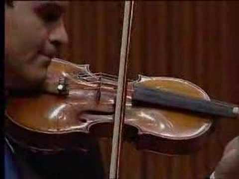 Gil Shaham, Bach - Gavotte en rondeau [sent 74 times]