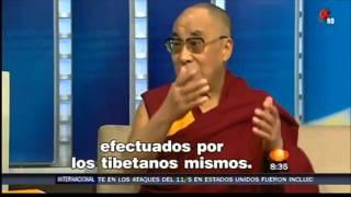 Su Santidad el Dalai Lama habla sobre la situación del Tibet
