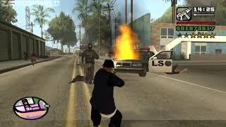 Chain Game mod - GTA San Andreas - Turf Wars (Gang Wars) - Part 10