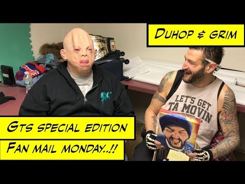 Duhop GTS SPECIAL EDITION Fan Mail Monday Vlog