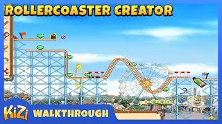 Rollercoaster Creator | Walkthrough