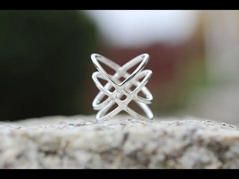 HANDMADE RING WITH SILVER 925