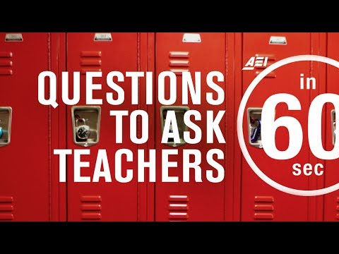 Back To School —How To Get Straight Answers From Teachers: Tips For Parents | IN 60 SECONDS