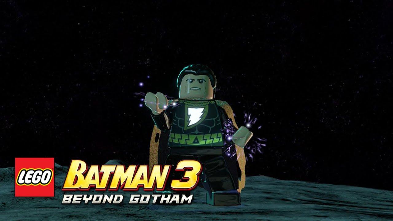moon base lego batman 3 - photo #4