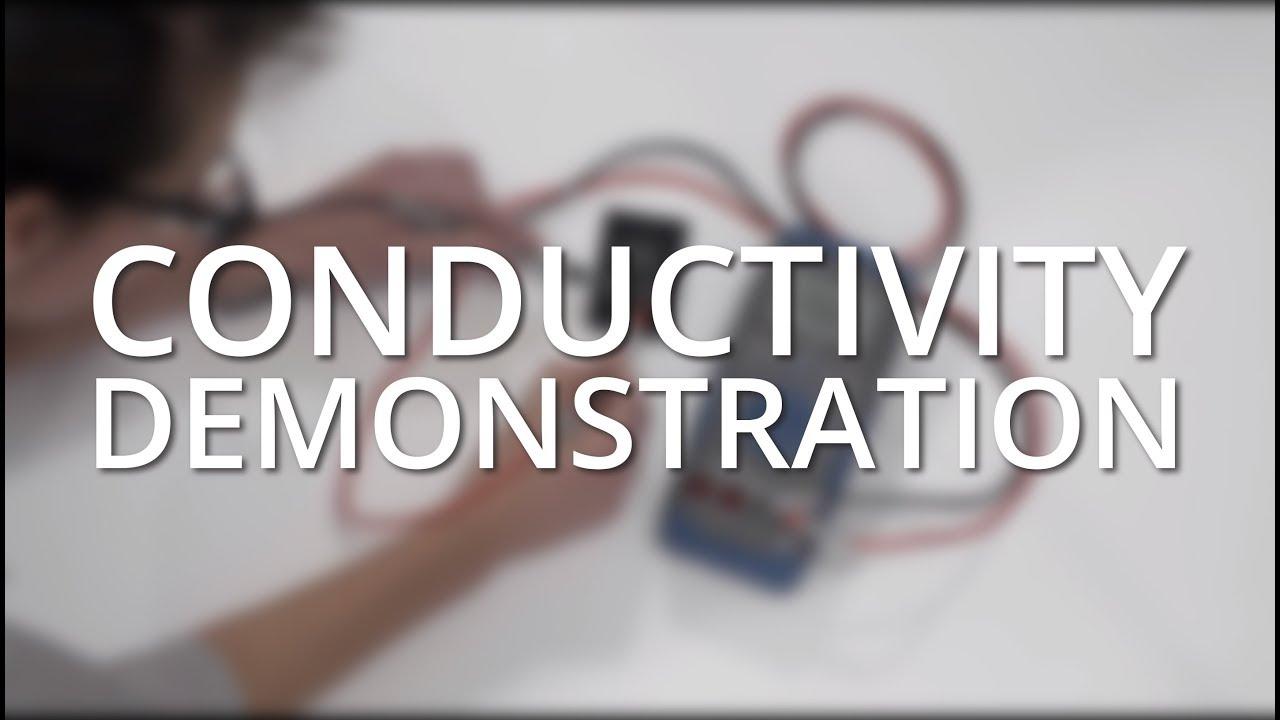 Voltera Conductivity Demonstration