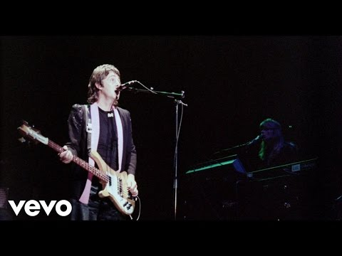 Paul McCartney & Wings  Band On The Run Rockshow