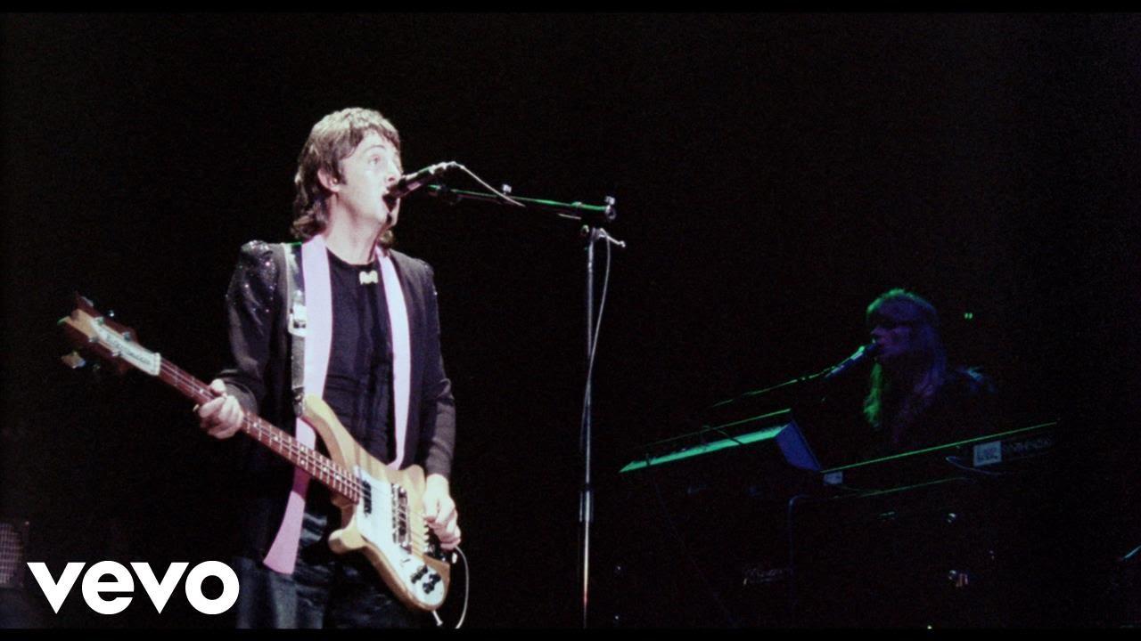 Paul McCartney Wings
