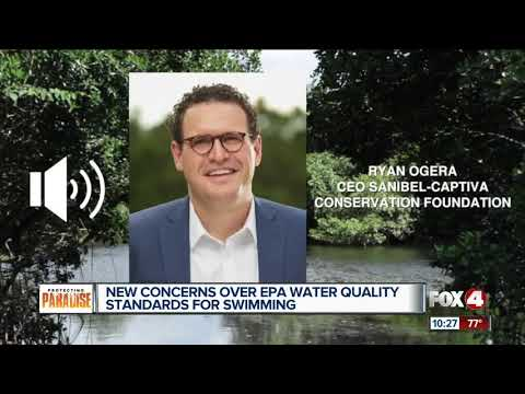 EPA Sets New Water Quality Standards For Swimming