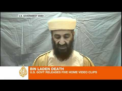 US releases 'bin Laden' tapes