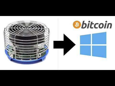 How to set up antminer u3 windows 7/8