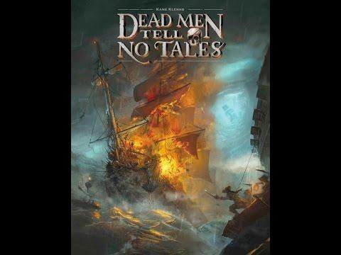 Dead Men Tell No Tales review - Board Game Brawl