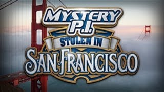 Live Stream Of Mystery P.I.: Stolen In San Francisco