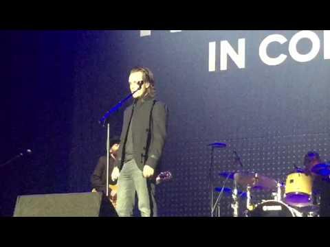 Jonathan Jackson  Love Rescue Me   Night of Nashville Tour 2017 at Birmingham Arena 9 June