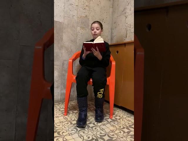 Мартынова Анна читает произведение «Настанет день, исчезну я» (Бунин Иван Алексеевич)