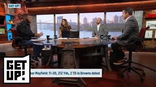 Baker Mayfield, Saquon Barkley's performance breakdown in NFL preseason   Get Up!   ESPN