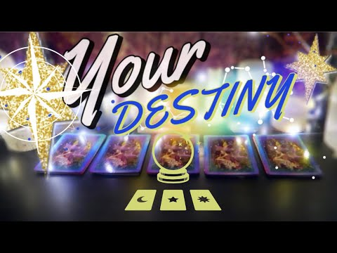Your Destiny & Where To Find It (Pick A Card) Psychic Reading