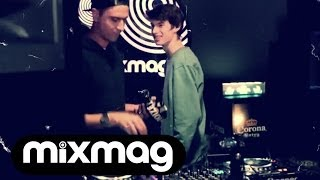 BOYS NOIZE B2B SCNTST DJ set in The Lab LDN